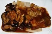 Chinese Salmander Food