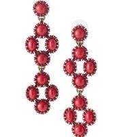 Sardinia Chandeliers (3 way earrings)