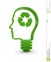 Think green, Think recycle!
