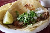 tacos $ 9.99