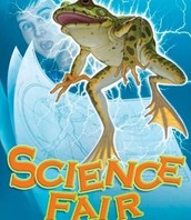 Science Fair: A Story of Mystery, Danger, International Suspense, and a Very Nervous Frog by Dave Barry