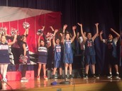 Students at Foster ES Dazzle with Performance of High School Musical