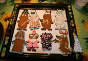 our shop sell The best cookies