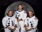 Buzz Aldrin, Neil Armstrong, and Michael Collins