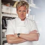Alrededor de mejor chef
