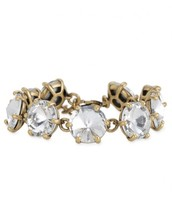 AMELIE SPARKLE BRACELET B282 Color: Gold - $22