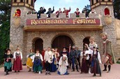 My Experience from the Renaissance Festival