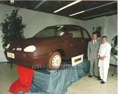 chocolate car!
