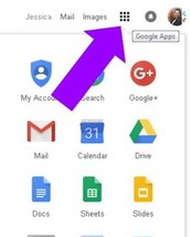How to get to your Google Drive & other Google Tools!