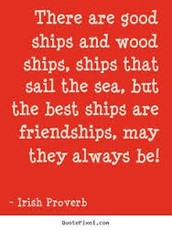 We are all on the SAME SHIP never forget!