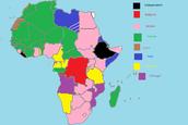 COLONIZATION MAP