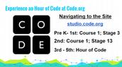 Hour of Code Week Dec. 7-11