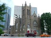 Georgia church
