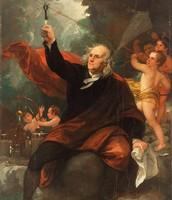 Benjamin Franklin's Electricity Experiment
