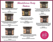 MOST Popular!!! Body Butters!!!