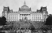 January 1919- Treaty Of Versailles