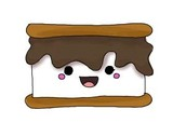 "i hope you enjoyed my smore in my links you can get""smore"" info"