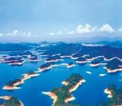 Zhejiang: Thousand Island Lake