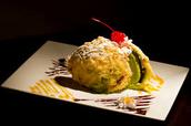 tempura ice-cream