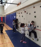 Climb that wall!