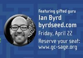 SAGE Speaker Series Presents Ian Byrd