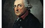 frederick the great is the king of prussia