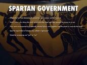 spartas government