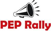Pep Rally Thursday!