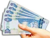 Dubai's money