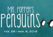 GREAT Theater's Production of Mr. Popper's Penguins