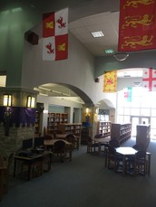 Come visit the HMS Library!