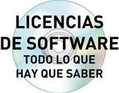 Tipos de Licencia de Software