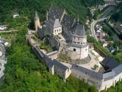 Le Chateau de Vianden