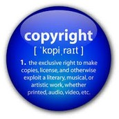What is Copyright?  The legal answer...
