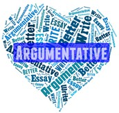 Argument Essay due Fri., 10/21