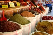 Spices and Trade