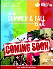 2016 Summer/Fall Link Coming Soon