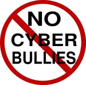 Say no to cyber bully's