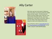 Ally Carter