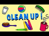 COME HELP CLEAN UP THE PARK