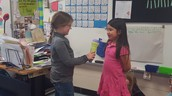 Interview each other in Spanish!