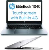 HP EliteBook Touchscreen