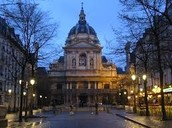 When Sorbonne was created.