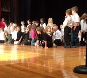 Kinder Chorus :-)