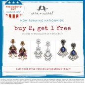 Buy 2, Get 1 Free this President's Day Weekend!