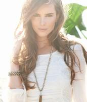 Milana Tassel necklace and bracelet
