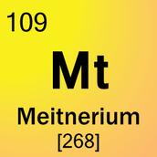 Mt (Meitnerium)