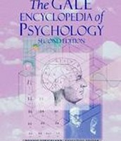 The Gale Encyclopedia of Psychology