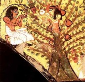 Isis and Osiris In Egyptian mythology