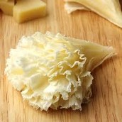 cheese flower